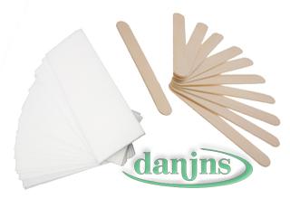 Расходные материалы для депиляции Danins