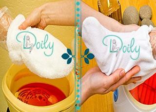 Варежки и носочки для парафинотерапии Doily