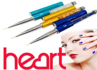 Кисточки для ногтей Heart