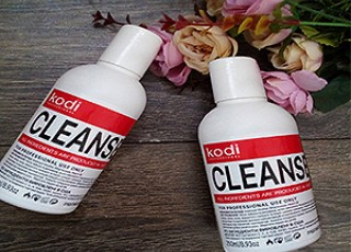 Обезжириватели и жидкости для снятия липкого слоя Kodi Professional