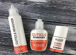 Средства по уходу за ногтями и кутикулой Kodi Professional