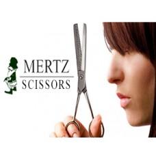 Ножницы филировочные Mertz