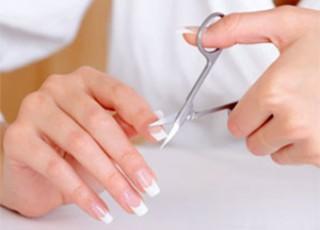 Ножницы маникюрные ногтевые Mertz