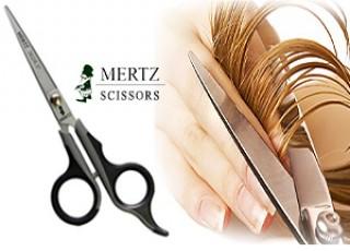 Ножницы парикмахерские прямые Mertz