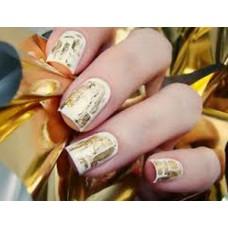 Фольга для ногтей Mileo
