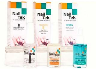 Косметологические средства по уходу за ногтями Nail Tek