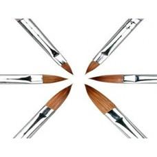 Кисточки для ногтей Salon