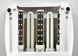 UV+LED Гибридные лампы для маникюра Simei