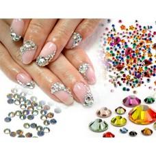 Стразы для дизайна ногтей YRE