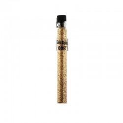 Блестки (песок) Salon Professional, размер 008 gold alpha цвет золото, в пробирке
