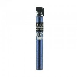 Блестки (песок) Salon Professional, размер 008 071 цвет синий, в пробирке